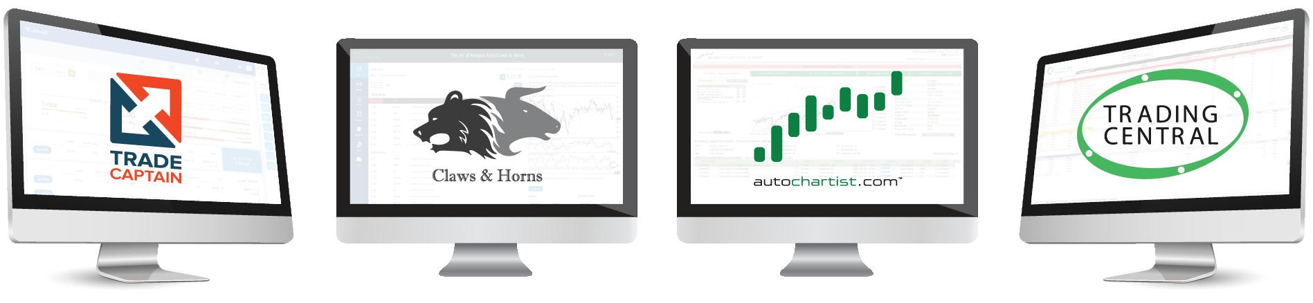 Amana Technical Trading Tools